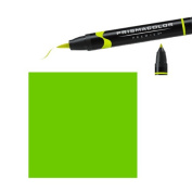 Prismacolor Premier Double-Ended Brush Tip Markers green tea 197