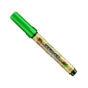 Uchida 210-C-4 Marvy Grade N Craft Fine Point Marker, Green