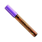 Uchida 310-C-8 Marvy Grade N Craft Broad Point Marker, Violet