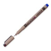 Sakura of America : Micron Pen,Waterproof/Fade Resistant,0.35mm Point,Black -:- Sold as 2 Packs of - 1 - / - Total of 2 Each