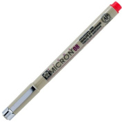 Sakura Pigma Micron Pen 08 (.50mm) Red