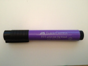Faber-Castell Pitt Big Brush Artist Pens purple violet 136