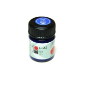 Marabu Glas 15ML GENTIAN [Office Product]