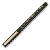 Black Thick Calligraphy Pen 5.0mm - sold individually