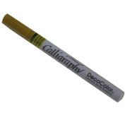 Gold Calligraphy Opaque Paint Markers - sold individually