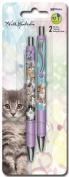 InkWorks Keith Kimberlin Kittens Gel Pens