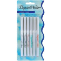 Speedball Art Products NOM385474 Elegant Writer Calligraphy Markers, 6 Per Pack, Broad Point