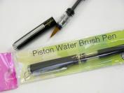 Portable Piston Fill Fountain Pocket Brush Pen BH-A20