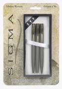 Merangue Tri-Ad Sigma Pen/Pencil Set