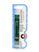 Sheaffer Calligraphy Ink Cartridges green [PACK OF 4 ]