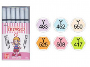 Neopiko-2 Puchi-1 6 Colours Set