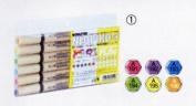NEOPIKO3 Fluorescnt 6 Colour Set