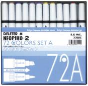 Neopiko-2 72 Colours Set A