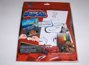 Disney Pixar Cars 2 Doodle Stacks