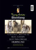 Bienfang Young Artists Drawing Book, 70 sheets, 23cm by 30cm
