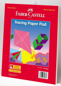 Faber-Castell Tracing Paper Pad 23cm x 30cm