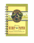 Hemp Heritage Sketch Book, 11cm x 17cm