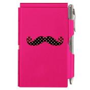 Wellspring Flip Notes moustache each