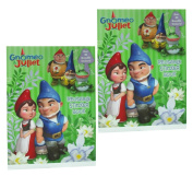 Gnomeo And Juliet the Movie Reusable Sticker Book (2 Pack) # 42849-2pk