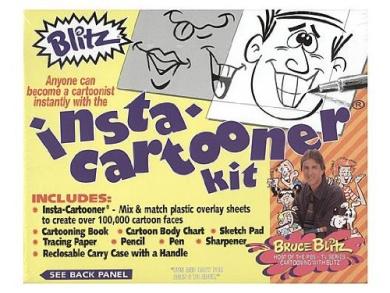 Blitz Insta-Cartooner Kits instant cartooner kit