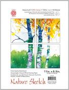 Pentalic Nature Sketch Pad, 28cm by 22cm