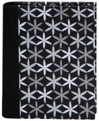 Books by Hand BBHK171-1 Address Book with Tabbed Pages, Black/White