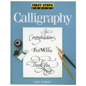 FandW Publications Calligraphy First Step North Light Books