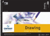 Canson Pure White Drawing Pads 46cm . x 60cm .