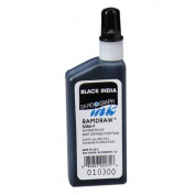 Chartpak 3084FBLA Rapidraw Ink, Fast-Drying, 90ml, Black