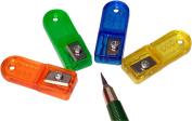Kum 303.58.21 Plastic Lead Pointer Pencil Sharpener, Colours Vary