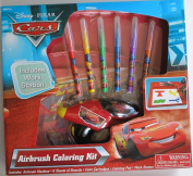 Disney Pixar Cars Airbrush Colouring Kit