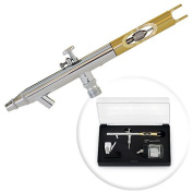 Dual-action Cut-away Airbrush Set - 0.35mm - 22cc and 5cc Colour Cup