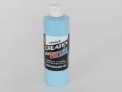 1 PT (470ml) of Opaque Sky Blue #5207-PT CREATEX AIRBRUSH colours Hobby Craft Art PAINT
