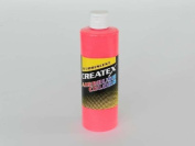 1 PT (470ml) of Createx Fluorescent Red #5408-PT CREATEX AIRBRUSH colours Hobby Craft Art PAINT