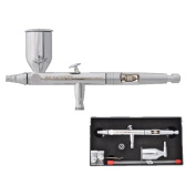 New MASTER SB88 All Purpose Side-Feed AIRBRUSH w-3 Tips
