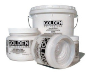 Golden Artist Colours - Light Moulding Paste - 3790ml Jar