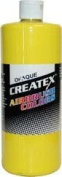 3.8l of Opaque Yellow #5204-GL CREATEX AIRBRUSH colours Hobby Craft Art PAINT