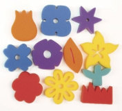 Flower Shapes Sponges