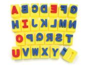 Chenille Kraft Alphabet Handle Sponge Assortment