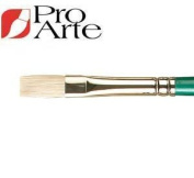 Proarte Brush - series A Hog - long flat - size 10