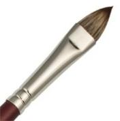 Royal Sabletek Filbert 10 - Artist Paint Brush - L95020-10