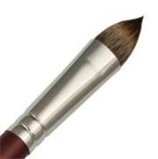 Royal Sabletek Filbert 18 - Artist Paint Brush - L95020-18