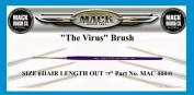 MACK The Virus PINSTRIPE/PINSTRIPING/LETTERING BRUSH #0