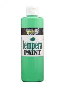 Handy Art by Rock Paint 251-158 Tempera Paint 1, Fluorescent Green, 470ml