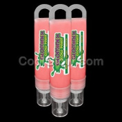 Glominex Glow in the Dark Paint - 30ml Tube - Red