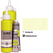 LUKAS CRYL Studio 250 ml Bottle - Pastel Yellow
