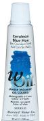 wOil 37ml Water Mixable Oil Colour, Cerulean Blue Hue