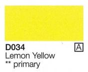 Holbein Acryla Gouache Lemon Yellow (A) 20ml