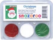 Christmas THEME PACK Snazaroo Face Paint Theme Set