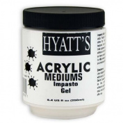 Hyatt's Acrylic 240ml Impasto Gel